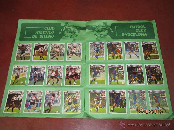 Coleccionismo deportivo: Antiguo Album FUTBOL Campeonato de Liga 1984 1985 de Editorial MAGA - Foto 12 - 50108074
