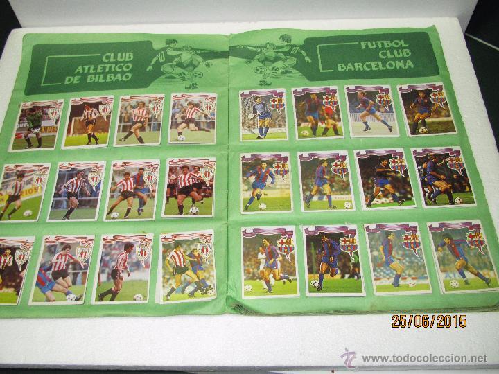Coleccionismo deportivo: Antiguo Album FUTBOL Campeonato de Liga 1984 1985 de Editorial MAGA - Foto 13 - 50108074