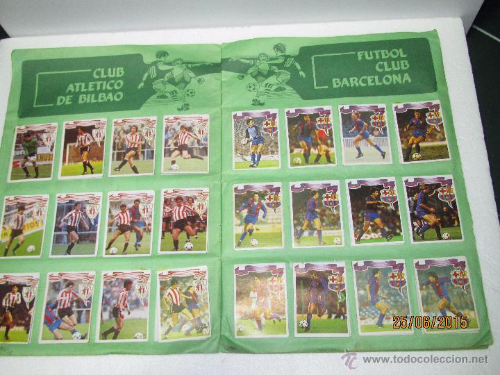 Coleccionismo deportivo: Antiguo Album FUTBOL Campeonato de Liga 1984 1985 de Editorial MAGA - Foto 15 - 50108074