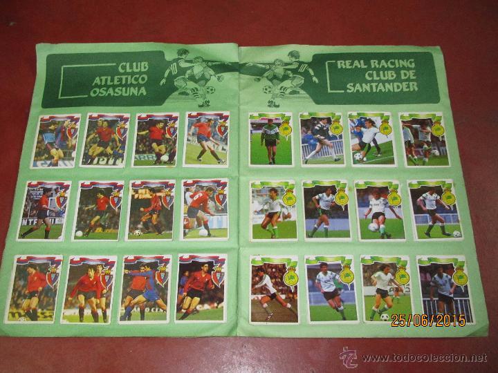 Coleccionismo deportivo: Antiguo Album FUTBOL Campeonato de Liga 1984 1985 de Editorial MAGA - Foto 17 - 50108074