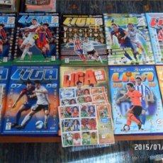 Coleccionismo deportivo: ESTE 03 04 07 08 (3) 08 09 (2) 09 10 10 11(2) 11 12 (2) 12 13 13 14(2) 14 15(4) 15 16(2) 17 18 VACÍO. Lote 50215475