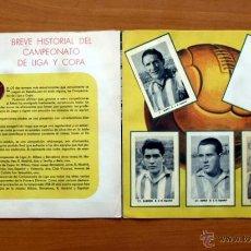 Coleccionismo deportivo: R.C.D. ESPAÑOL - EDITORIAL RUIZ ROMERO 1952-1953, 52-53 - CON 24 CROMOS. Lote 50393930