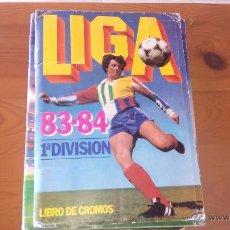 Coleccionismo deportivo: ALBUM DE LA LIGA 1983-84 DE ESTE CON MURUA. Lote 50427660