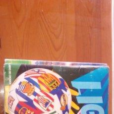 Coleccionismo deportivo: ALBUM DE LA LIGA 1984-85 DE ESTE CON DIFICILES. Lote 50428263