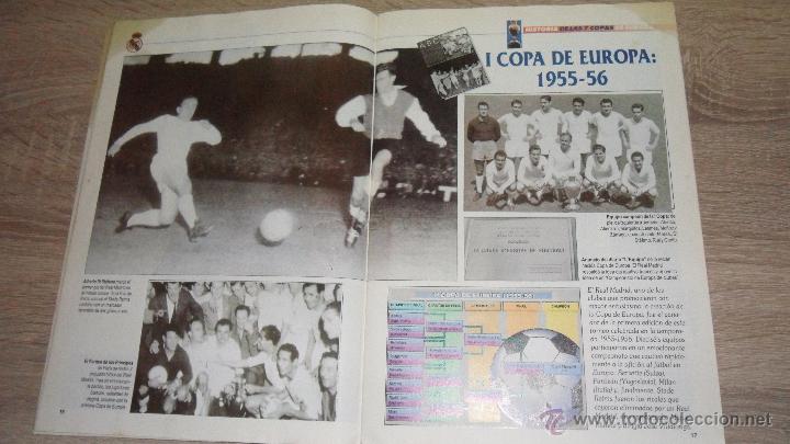 Coleccionismo deportivo: historia de las 7 copas de europa,1998 abc le faltan 7.cromos - Foto 3 - 50569036