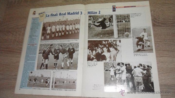 Coleccionismo deportivo: historia de las 7 copas de europa,1998 abc le faltan 7.cromos - Foto 4 - 50569036