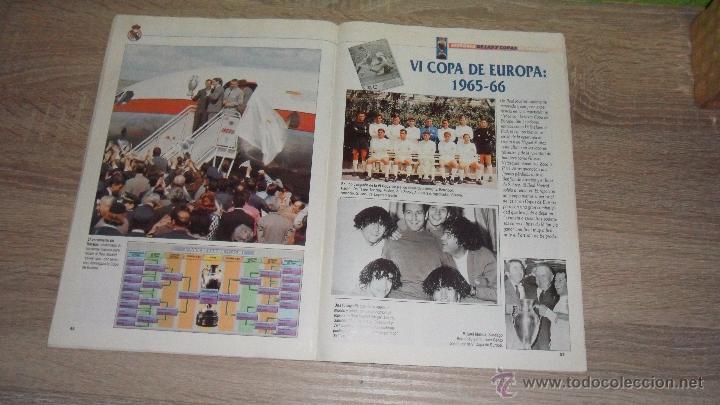 Coleccionismo deportivo: historia de las 7 copas de europa,1998 abc le faltan 7.cromos - Foto 5 - 50569036