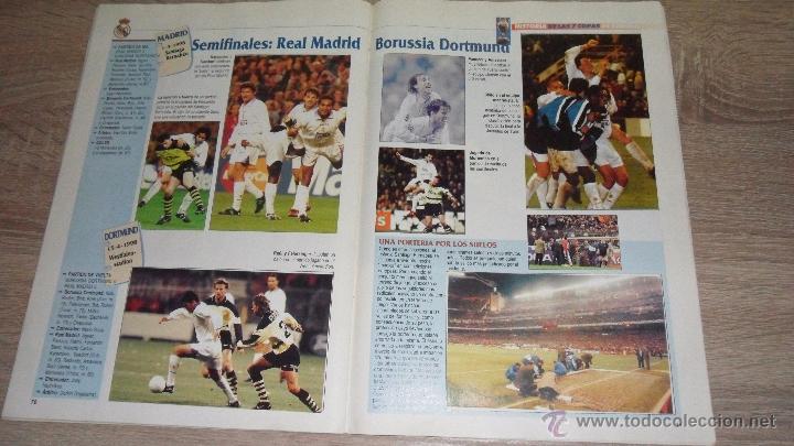 Coleccionismo deportivo: historia de las 7 copas de europa,1998 abc le faltan 7.cromos - Foto 7 - 50569036