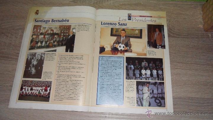 Coleccionismo deportivo: historia de las 7 copas de europa,1998 abc le faltan 7.cromos - Foto 9 - 50569036