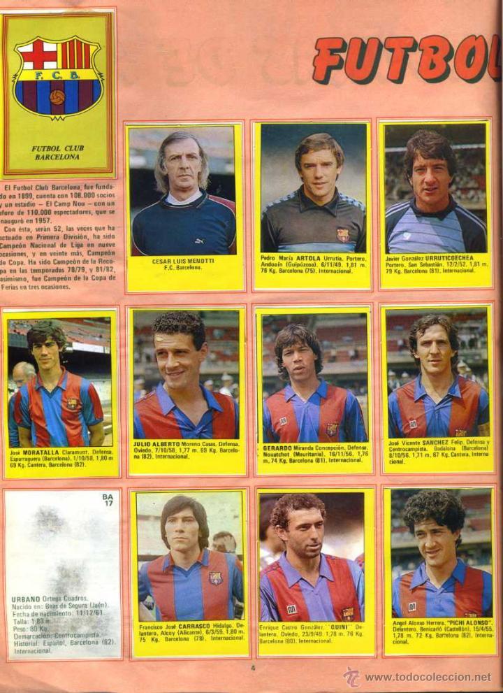 Coleccionismo deportivo: SUPER FUTBOL 84 - Coleccion de Cromos de Futbol del año 1984 con Viejas Figuras, Fichajes y Otros - Foto 4 - 50711957