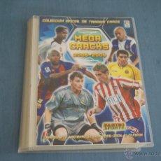 Coleccionismo deportivo: ALBUM VACIO DE FÚTBOL:LIGA MEGACRACKS 2005-2006/05-06. Lote 179153498