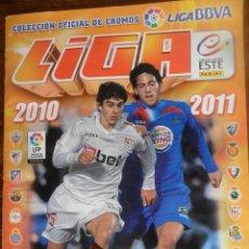Coleccionismo deportivo: LIGA 2010, 2011, 2010-11, CONTIENE 122 CROMOS - EDICIONES ESTE PANINI . Lote 50904924
