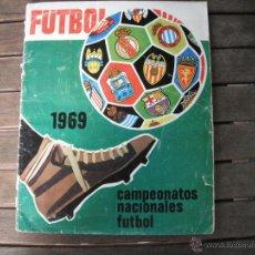 Coleccionismo deportivo: ALBUM RUIZ ROMERO 1968/69. COMPLETO.. Lote 50911660
