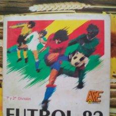 Coleccionismo deportivo: ALBUM INCOMPLETO FUTBOL 82 LIGA PRIMERA Y SEGUNDA DIVISION 82 EDITORIAL PANINI . Lote 50935322