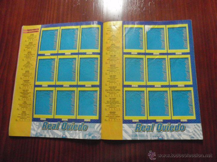Coleccionismo deportivo: ALBUM de cromos de fútbol LIGA 1999-2000 de PANINI. Vacío - Foto 12 - 50950851