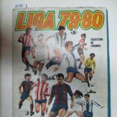 Coleccionismo deportivo: ÁLBUM DE CROMOS LIGA 79-80 FUTBOL 1ª DIVISIÓN. Lote 51036746