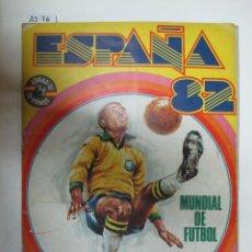 Coleccionismo deportivo: ÁLBUM DE CROMOS ESPAÑA 82 MUNDIAL DE FUTBOL. Lote 51036809