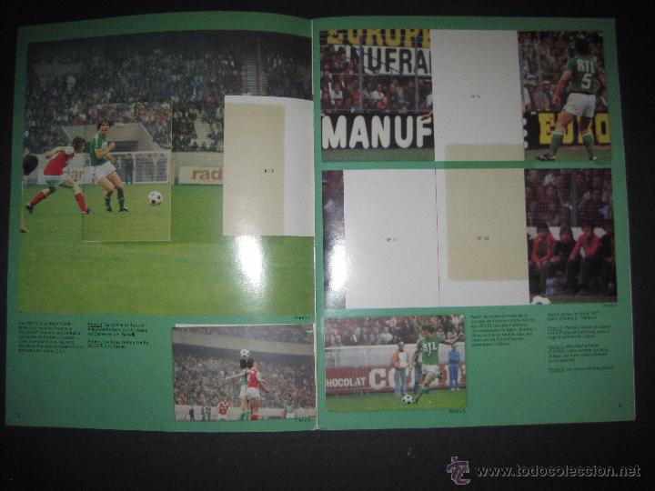 Coleccionismo deportivo: LES CHAMPIONS VERTS ET JAUNES 1977 - INCOMPLETO - VER FOTOS - (ALB-212) - Foto 2 - 51158018