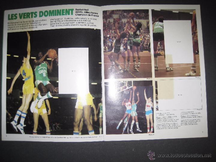 Coleccionismo deportivo: LES CHAMPIONS VERTS ET JAUNES 1977 - INCOMPLETO - VER FOTOS - (ALB-212) - Foto 3 - 51158018