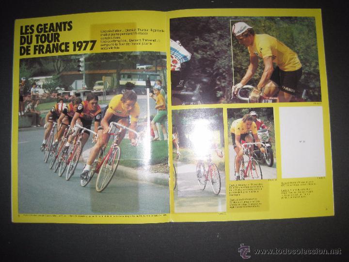 Coleccionismo deportivo: LES CHAMPIONS VERTS ET JAUNES 1977 - INCOMPLETO - VER FOTOS - (ALB-212) - Foto 4 - 51158018