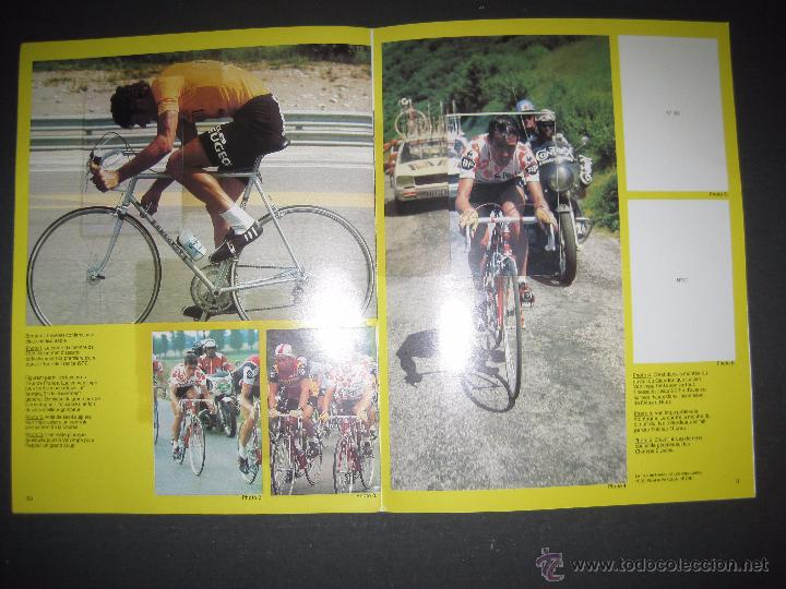 Coleccionismo deportivo: LES CHAMPIONS VERTS ET JAUNES 1977 - INCOMPLETO - VER FOTOS - (ALB-212) - Foto 5 - 51158018