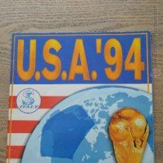 Coleccionismo deportivo: ALBUM CROMOS MUNDIAL USA 94. SL ITALY. BUEN ESTADO.. Lote 51387179