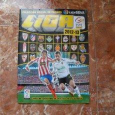 Coleccionismo deportivo: ALBUM LIGA ESTE 12 - 13 - FUTBOL - INCOMPLETO. Lote 51456342