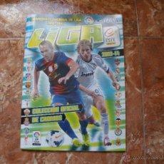 Coleccionismo deportivo: ALBUM LIGA ESTE 13 - 14 - FUTBOL - INCOMPLETO. Lote 51456352
