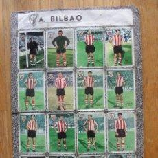 Coleccionismo deportivo: ALBUM DE FUTBOL FHER DISGRA 1967, 1968, 67-68 LEER. Lote 51476058