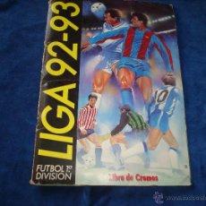 Coleccionismo deportivo: EDICIONES ESTE 1992 1993 92 93 289 CROMOS CON ZAMORANO. Lote 51675248