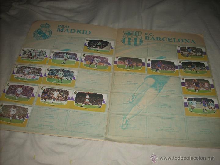 Coleccionismo deportivo: ALBUM DE LA LIGA 1984-85 DE CROMOS CANO CON 14 FICHAJES - Foto 2 - 51682187
