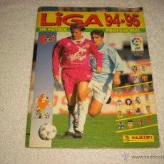 Coleccionismo deportivo: LIGA 94 95 DE FUTBOL PROFESIONAL . PANINI. Lote 51698536