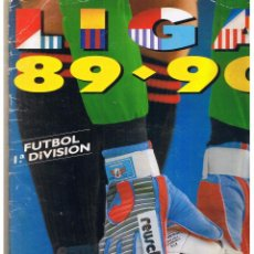 Coleccionismo deportivo: LIGA 89 - 90. FUTBOL 1ª DIVISION. EDICIONES ESTE. (P/B8). Lote 51780204