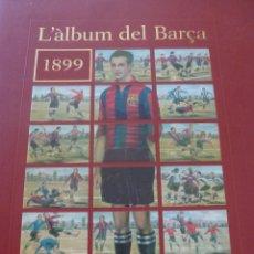 Coleccionismo deportivo: ALBUM CENTENARIO F.C.BARCELONA(1899-1999)-BARÇA-TOMO 1(1899-1938)-FOTOS. Lote 132463918