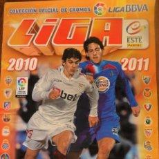Coleccionismo deportivo: LIGA 2010-2011-11 · CONTIENE 257 CROMOS - COLECCIONES ESTE & PANINI. Lote 51892454