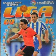 Coleccionismo deportivo: LIGA 2009-2010-10 · CONTIENE 48 CROMOS - COLECCIONES ESTE & PANINI. Lote 51892617