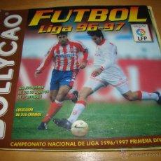 Coleccionismo deportivo: ALBUM BOLLYCAO - FUTBOL LIGA 96 - 97. Lote 51959519