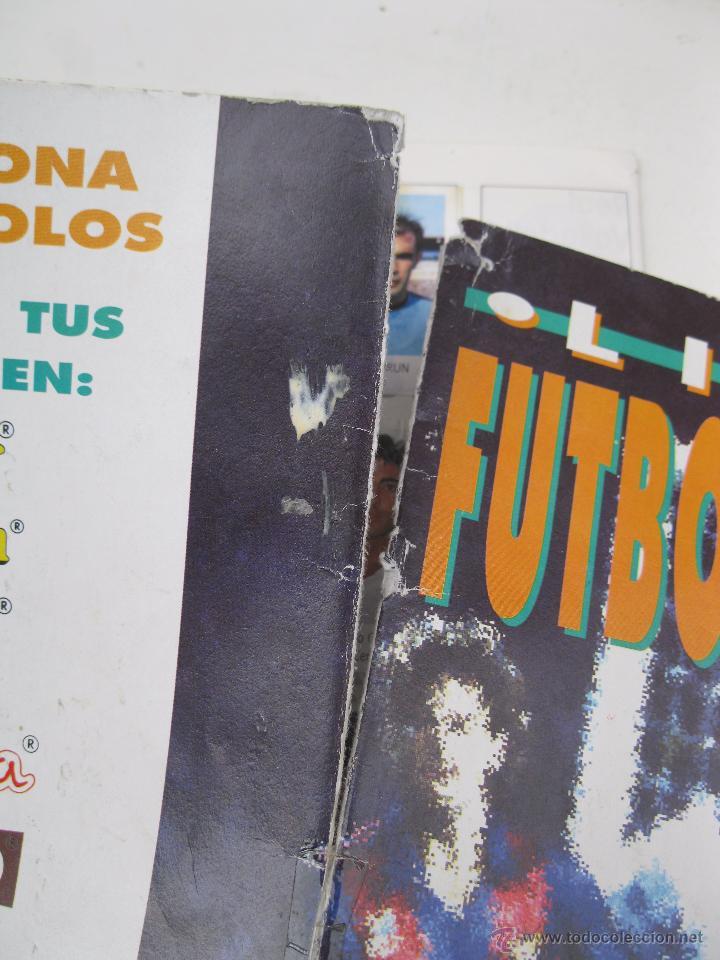 Coleccionismo deportivo: ÁLBUM DE CROMOS - LIGA FÚTBOL 91-92 - BIMBO. - Foto 14 - 51959835