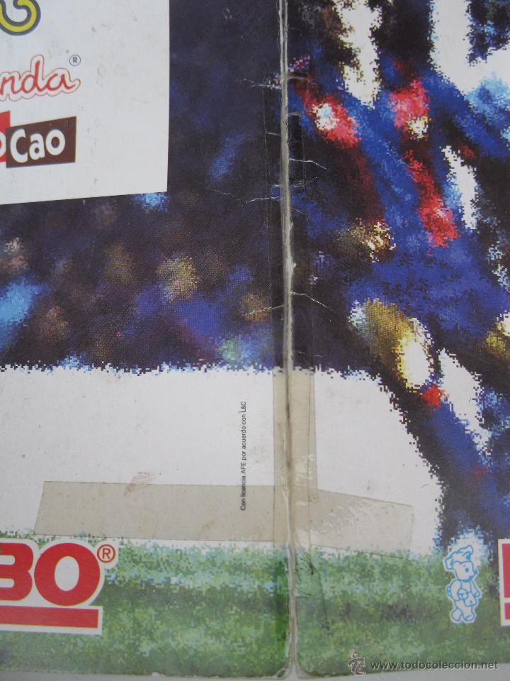 Coleccionismo deportivo: ÁLBUM DE CROMOS - LIGA FÚTBOL 91-92 - BIMBO. - Foto 15 - 51959835