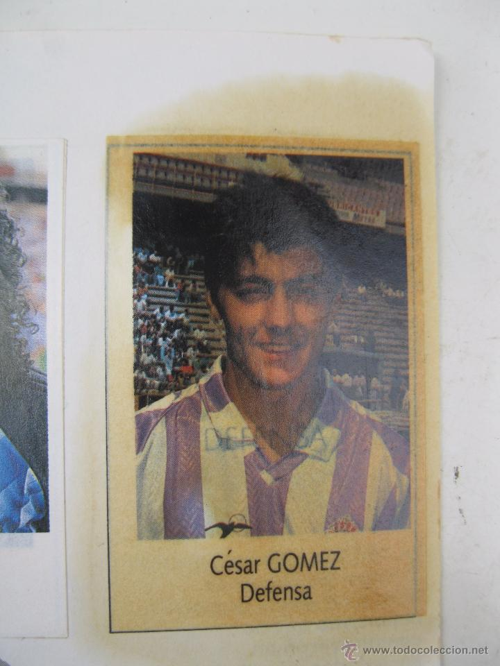 Coleccionismo deportivo: ÁLBUM DE CROMOS - LIGA FÚTBOL 91-92 - BIMBO. - Foto 18 - 51959835