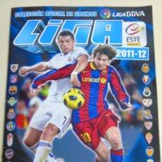 Coleccionismo deportivo: ÁLBUM DE CROMOS DE FÚTBOL. LIGA 2011 2012. COLECCIONES ESTE PANINI. CONTIENE 413 CROMOS. Lote 51966411