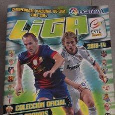 Coleccionismo deportivo: ALBUM DE CROMOS ESTE LIGA 2013 2014 13 14 VACIO PLANCHA. Lote 52130274
