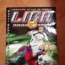 Coleccionismo deportivo: ALBUM FÚTBOL 2006-2007 EDICIONES ESTE. Lote 52321793