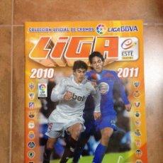 Coleccionismo deportivo: ALBUM FÚTBOL 2010-2011 EDICIONES ESTE. Lote 52351075