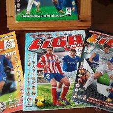 Coleccionismo deportivo: ALBUM PLANCHA FUTBOL 2010- 2011 ESTE. Lote 52372412