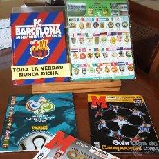 Coleccionismo deportivo: MUNDIAL ALEMANIA 2006 - ALBUM PLANCHA VACIO. Lote 52432236