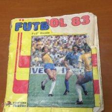 Coleccionismo deportivo: FUTBOL 83 PANINI ALBUM CON 285 CROMOS SE VENDEN SUELTOS IDEAL PARA COMPLETAR. Lote 52514702