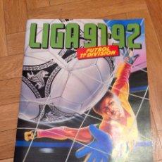 Coleccionismo deportivo: RP ALBUM LIGA ESTE 91 92 1991 1992 COMPLETAMENTE VACIO VER FOTOS UNICO EN TODOCOLECCION!!!!!. Lote 68150163