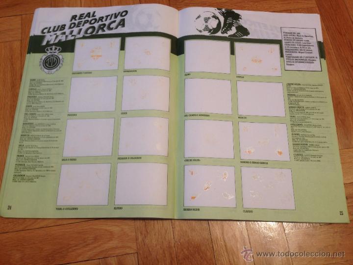 Coleccionismo deportivo: RP ALBUM LIGA ESTE 91 92 1991 1992 COMPLETAMENTE VACIO VER FOTOS UNICO EN TODOCOLECCION!!!!! - Foto 14 - 68150163