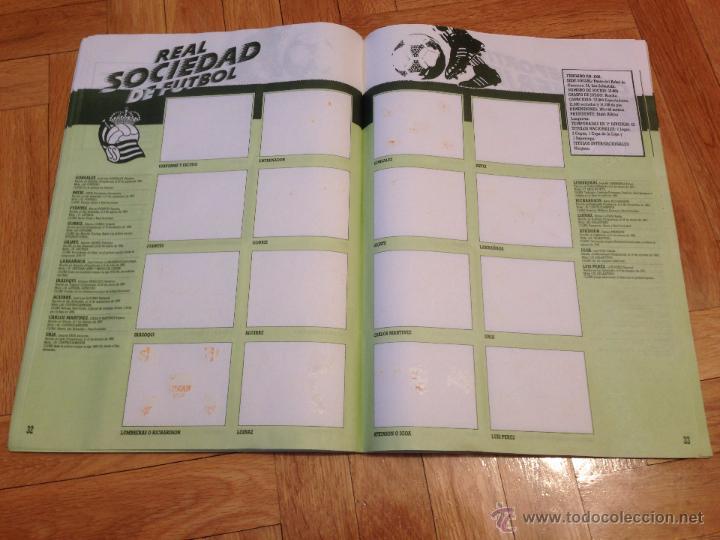Coleccionismo deportivo: RP ALBUM LIGA ESTE 91 92 1991 1992 COMPLETAMENTE VACIO VER FOTOS UNICO EN TODOCOLECCION!!!!! - Foto 18 - 68150163